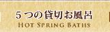 銀山温泉-藤屋-:お風呂